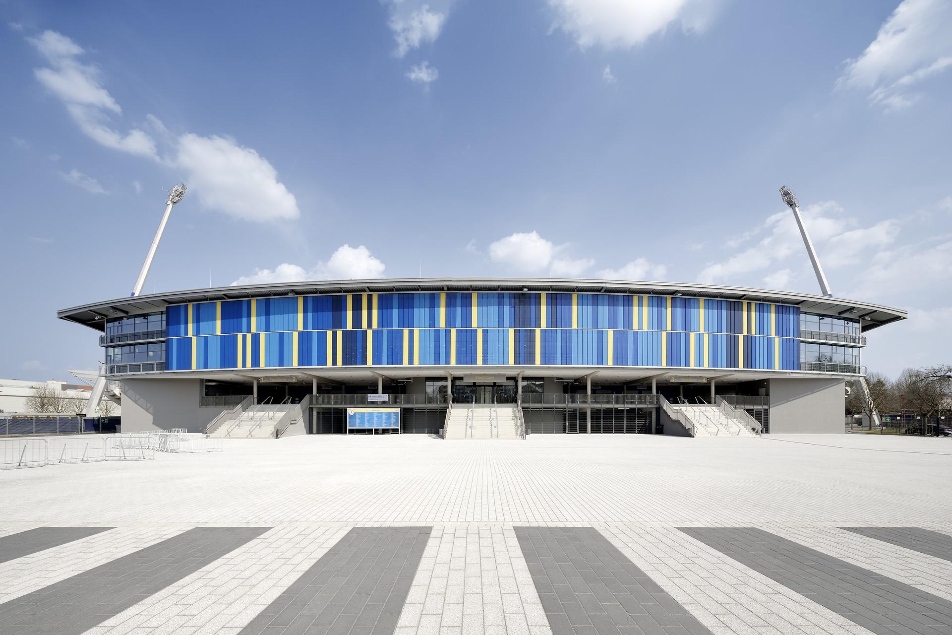 Eintrachtstadion braunschweig schulitz architekten for Architekten in braunschweig