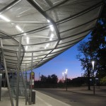 Zentraler Omnibusbahnhof, Haldensleben