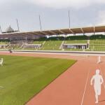 HSS Stadion Dresden Innenperspektive