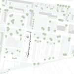 Universitäts-Bibliothek II, Braunschweig - Lageplan