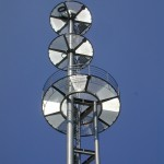 Antennenempfangsmast, Leipzig