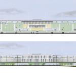 HSS Stadion Dresden Ansichten