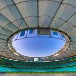 Jogo ente Brasil X Dinamarca, válido pelas  olimpíadas Rio 2016. Partida realizada na Arena Fonte Nova Foto: Vaner Casaes / Ag: BAPRESS Data: 10/08/2016