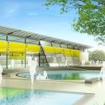 Familien- und Sportbad Gifhorn - Außenperspektive
