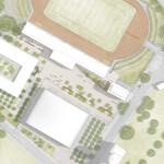 HSS Stadion Dresden Lageplan
