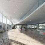 Eissporthalle für Redbull München - VIP Bereich