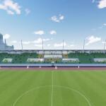 HSS Stadion Dresden Tiers