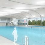 Sporthallenbad  Neckarpark, Stuttgart