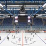 EgeTrans - Arena, Bietigheim-Bissingen - Innenansicht der Halle
