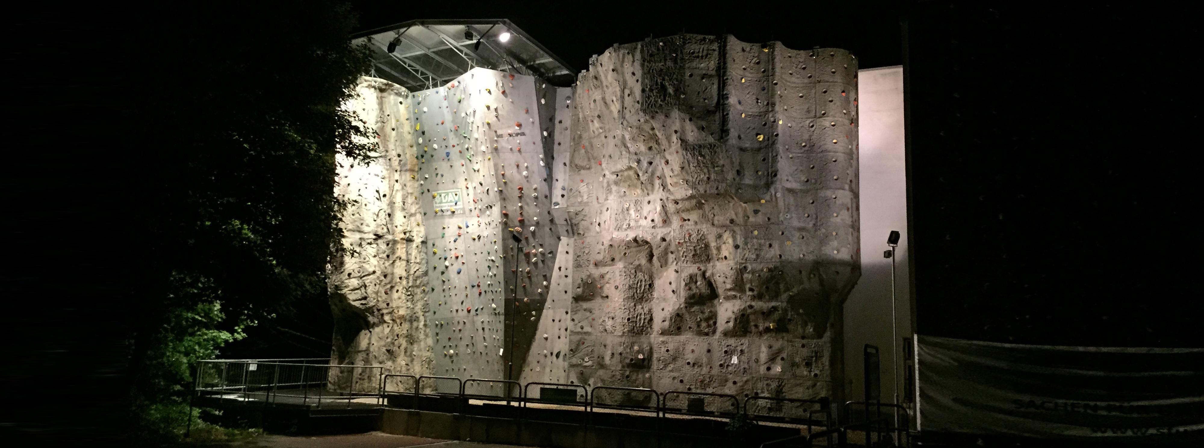 Kletterwand an der g ldenstra e 39c in braunschweig for Architekten in braunschweig
