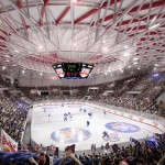 Eissporthalle für Redbull München - Nutzung Redbull München